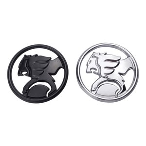 utomobiles Moto 6.8cm pour Holden Badge Autoétiquettes Métal Lion Logo Emblem Decal pour Holden Cruze Captiva Commodore Colorado TSV ...