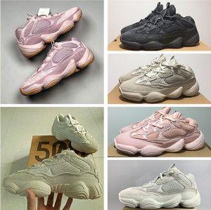 Hott Sale yz 500 пустынные крысы классические повседневные туфли Kanye West Wave Wave Wave Wave Wave Wave Wave Wave Wave Runse 500S Blush Supermoon кроссовки для спортивных кроссовки на открытом воздухе