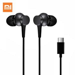 Xiaomi Mi 6/8 Huawei Kulaklık Kulaklık için mikrofonlu Xiaomi Piston 3 Kulaklık USB C Tipi Mi Piston Taze Sürümü Kulaklık Kulaklık