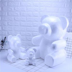 PE-Schaum Modellierung Polystyrol Bärenkaninchen Hund für pe stieg Blumenkopf Bärenfertigkeit für Tag Geschenk Valentine