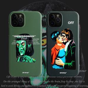 Роскошный телефон Case Designer для нового IPhone 11 / 11Pro / 11Pro MAX XR XSMAX X / XS 7P / 8P 7/8 высокого качества с Brand OW Задняя обложка чехол