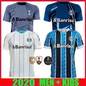 Futebol novo 2020 2021 Gremio de Futebol Thiago Neves 20 21 everton Grêmio Johnath MILLER LUAN Marlone Brasil liga camisa Tailândia