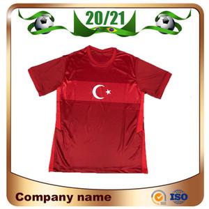 2020 Türkei Euro Fußball-Trikot 20/21 Yazici Caglar Söyüncü Demiral Ozan Kabak Calhanoglu Celik Fußball-Hemden Türkei nationalen Fußball Unifor