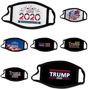 F 1 1Pcs Mascarillas 3 capas a prueba de polvo facial Maske er Ski Set Polvo Diseñador Trump Máscara facial adultos mascarillas E7M # 406