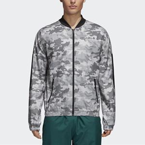 Diseñador chaquetas de marca con capucha para mujer para hombre activo rompevientos chaqueta de la cremallera ejecución de la primavera otoño invierno Windbreakers de calidad superior B100296V