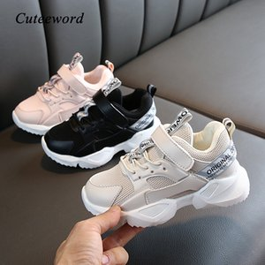 2020 New Children Shoes Girls Sneakers Breathable Spring Autumn Fashion Kids Shoes for Boys Casual Student Running Sneaker