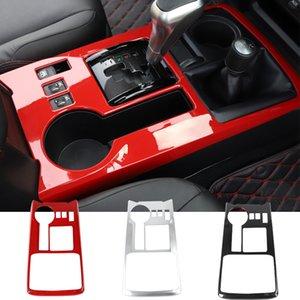 Auto del cambio pannello della decorazione Automotive Adesivi di interni per Toyota 4Runner 2010+ Car Styling Accessori auto Interni