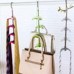 Storage Home Holder Hook Scarves Hanger Handbag Hooks Closet Organization Hook Metal For Accessories Suction Cup Crochet#W Esufv
