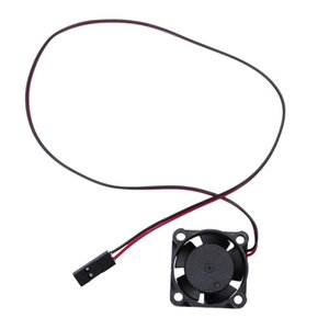 For Rc Model Car Esc 3010 Motor Cooling Fan For Remote Control Car Parts Accessories 25X25Mm