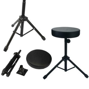Nova Drum Throne acolchoado tamborete Levante bateristas percussão Drumming Chair