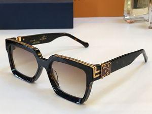Louis Vuitton LV96006 gafas de sol para mujer diseñador de la marca de calidad superior populares gafas de sol de metal clásico marco color envoltura piernas protección UV