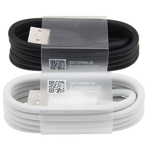 1000pcs Micro USB Type C Cable 1M 3FT Fast Charging Data Sync Type-C Cords for Huawei Xiaomi Samsung S7 S8 Android Phones