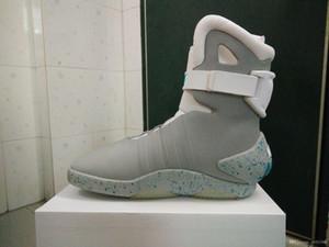 automatische shoelace Mag Zurück zu den Schuhen Future Männer Sportschuhe Basketballschuhe