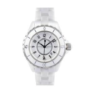 H0968 Marca de moda de cerámica 33 / 38mm Relojes de pulsera resistente al agua Reloj de lujo Moda de regalo de moda Marca de lujo Reloj de lujo Relogio