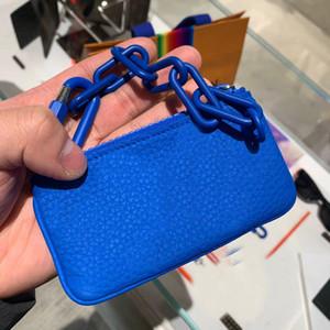 Mode femme designer Wallet Black Letter Brown court portefeuille clip de portefeuille en cuir de haute qualité MINI sac clé COIN originale