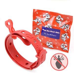 Necklace Acari 1PC New Chain Collar Neck Strap Fashion Cat Dog Remedy Protection Tick Anti Flea Mite Pet Collar