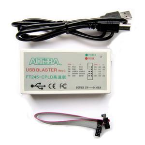 Бесплатная доставка FT245 + CPLD Высокоскоростная программа Altera USB Blaster Загрузить кабель FPGA / CPLD Downloader