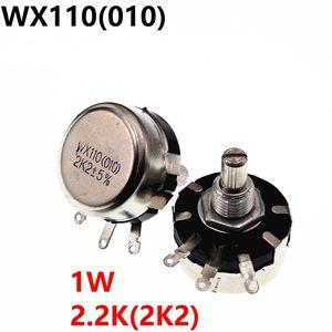 WX110 WX010 010 1W 2.2K 2K2 potenziometro regolabile resistenze