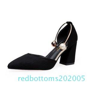 Las nuevas mujeres de la bomba de alta Gladiador plataforma del talón grueso de banda elástica de punta abierta de boda de la plataforma de las señoras zapatos de la sandalia Zapatos Mujer1 r05