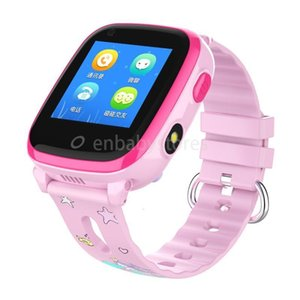 4g Df33 Ip67 Waterproof Kids Smart Watch Gps Tracker Sos Child Wifi Hd Remote Camera Smart Watch Compatible Ios & Android