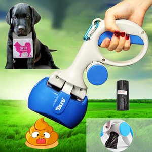 Mierda Residuos 1 Remover Pooper Bolsas en Set Pet Products 2 Limpieza Pastilla Poder Pooper 1 Holder Outdoor Scooper Poop Pick Portable Up Pvkki