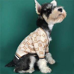 Caldo Inverno Pet Dog Sweater per Costume Pug cani di piccola taglia Chihuahua Maglione Bulldog francese Outfit cappotto del rivestimento del cucciolo di moda