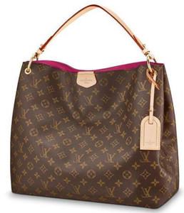 Изящная Мм M437003 Новых женщины Мода Шоу плечо Сумка Totes сумка Top Ручка Cross Body Посланник сумка