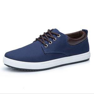 Pattino casuale scarpe di tela all'ingrosso sport delle scarpe da tennis di gomma autunno uomini respirabili estate della molla delle