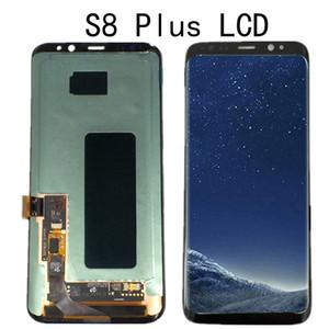 Hohe Qualität Ersatzteile Für Samsung S8 Plus g955 LCD Display + Touchscreen Digitizer Montage + Werkzeuge