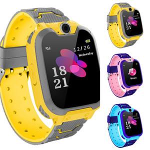 Naranja Niños Comprar reloj de cuarzo en línea para niños niñas lindo reloj # 802