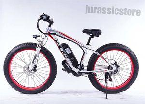 Электрический велосипед класса качества 48V Samsung EU литиевая батарея электрический велосипед 26 дюймов электрический велосипед Бесплатная доставка