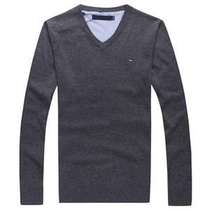 hiver de mode nouveau pull-over de luxe pour hommes chandail nouvelle broderie saison est l'automne chaud de haute qualité pull livraison gratuite