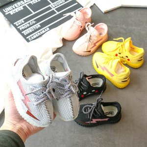 Summer 2020 toddler shoes baby shoes infant shoes baby sneakers toddler sneakers boys trainers girls sneakers toddler boy shoe retail B1304