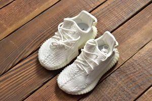 2019 Top Neu Kinderschuhe Kanye Boost Kid Kinder Sport Laufschuhe Kinder West Boosts Kindersport Sneaker EUR 24-35