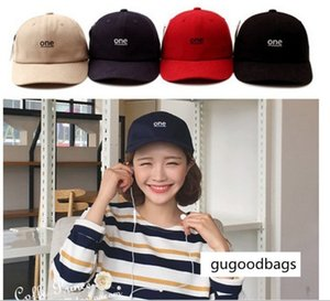 Baseball Yifan ONE letter cap Bo Xian embroidered hat
