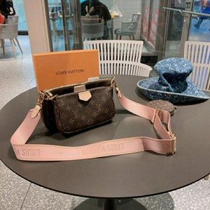 2019 new high quality leather Designers women's handbag pochette Metis shoulder bags crossbody bags messenger bags M40780