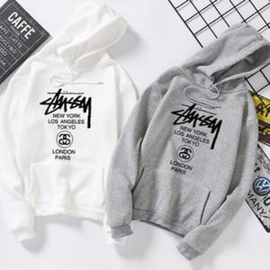Mens Hoodies Letter Printing Sweatshirt Tracksuit Women men long sleeve hoodie Outerwears Hooded Pullover for Autumn Designer Hoodies B95
