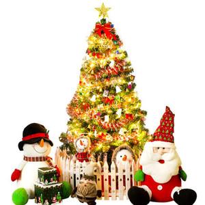 60см 120см 150см искусственные елки пакет дешевые рождественские украшения шифрования NAVIDAD украшения 1,5 метра