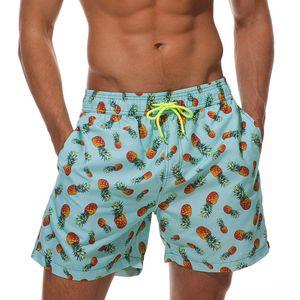 Escatch Quick Dry Mens Verão Siwmwear Mens Praia Board Shorts Briefs For Men Swim Trunks Swim Shorts desgaste da praia
