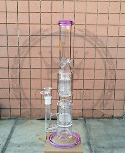 Recycler glass bong dabs new Percolator Cyclone Helix water pipe Such an intricate Recycler water pipe oil rig
