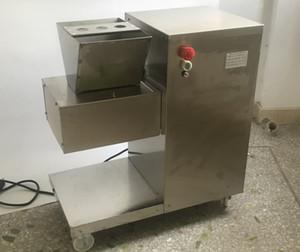 무료 배송 2 개 / 로트 QW 모델 레스토랑 고기 절단기를 들어 닭고기 / 쇠고기 / 수직 다기능 고기 절단기