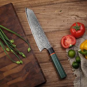 Cuchillo de cocina de 8 Pulgadas párrafo cocinero de Damasco, COCINA Cuchillo Cuchillo Japones, Cocina, sashimi cuchillo cuchillos de cocina cuchillo de fruta