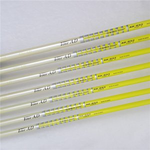 Golfclubs TOUR AD 65II Golf Irons Welle Graphite Golf Welle Regular oder Stiff orSR flex 10pcs / lot