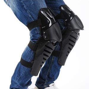 Motociclista guardia ginocchio corsa ginocchiere Mountain Bike Biciclette sport esterni Motorcross Ginocchiera Moto Racing Ingranaggio protettivo
