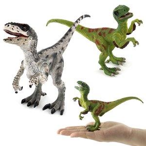 Exportación Venta caliente Jurásico Mundial rápido y violento dinosaurio dragón modelos simulados de la mandíbula inferior móvil rápido y violento largo de la UB
