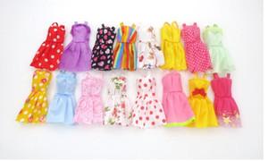 29CM لطيف، و 11 بوصة دمية باربي فستان الزفاف، أزياء تنورة قصيرة، فستان الأميرة، 20 نمط الملابس، لعيد الميلاد كيد عيد ميلاد فتاة هدية، 2-2