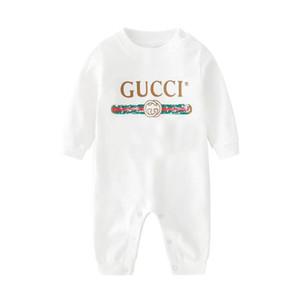 Fashion Herbst und Winter niedliche weibliche Baby männlich Herbst Spielanzug neugeborenes Baby Roben Overall Frühling und Herbst Kleidung