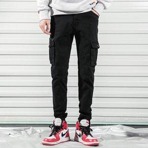 Rollsrari армейские брюки мужчины высокое качество мужская мода стиль брюки карго твердые Coloer комбинезоны на открытом воздухе длинные брюки 41