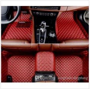 Cadillac-ATS CT6 CTS ELR SRX STS XT5 XTS 2004-2020 Auto Bodenmatte, Luxus individuelle Automatten (lassen Sie bitte das genaue Modell und Jahr)