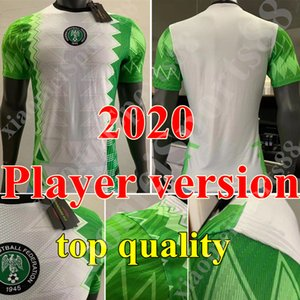 2020 Player versión Nigeria Jersey de la camisa del fútbol OSIMHEN Iheanacho MOISÉS MUSA Ndidi 20 21 Maillot Nigeria camisa de calidad superior del fútbol
